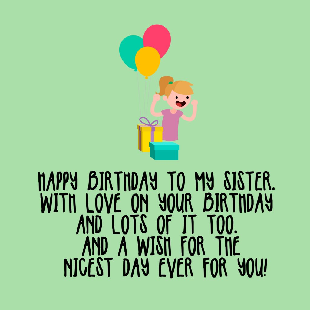 Happy Birthday Sister Wishes and Messages-07