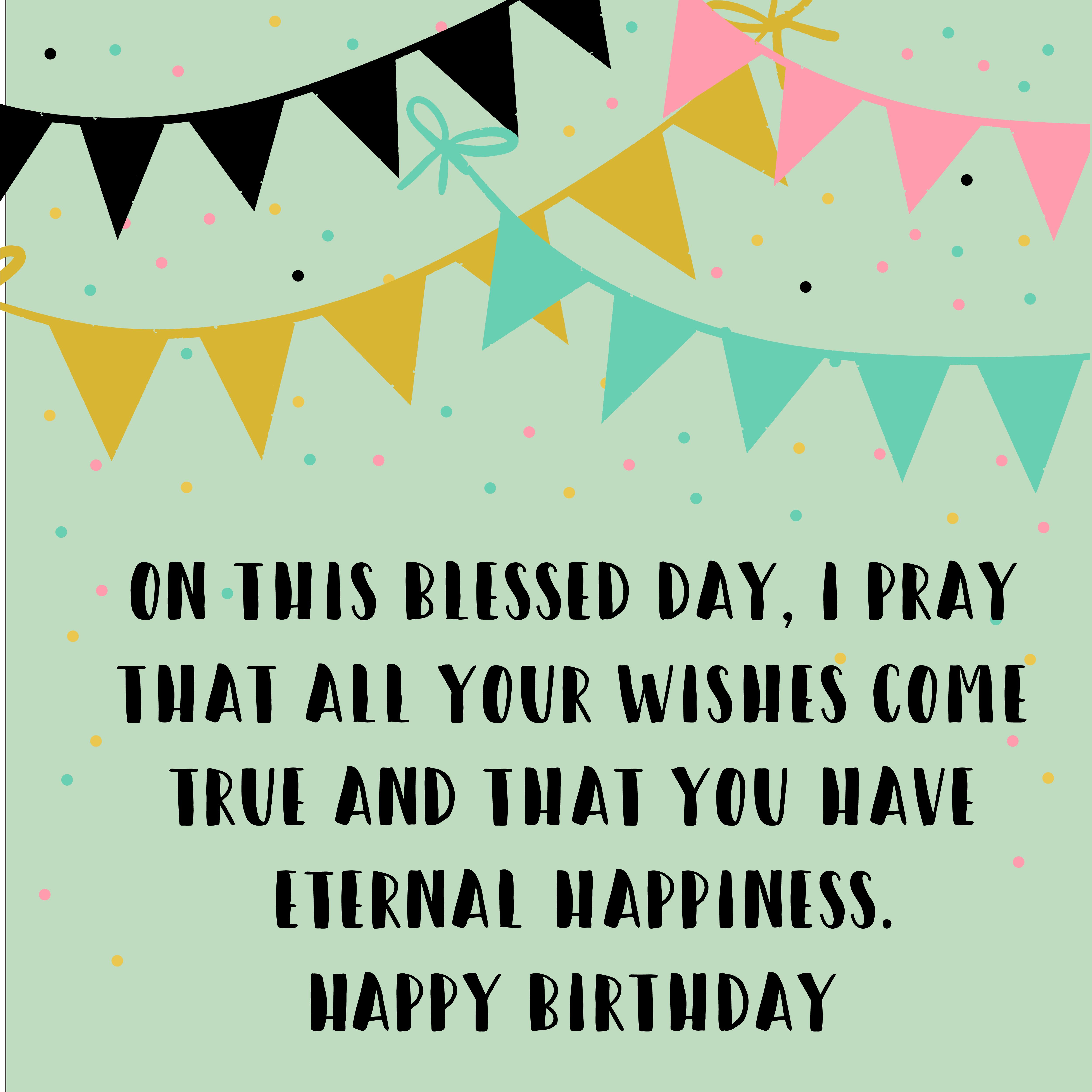 Religious Birthday Quotes For Women. QuotesGram  |Birthday Blessings