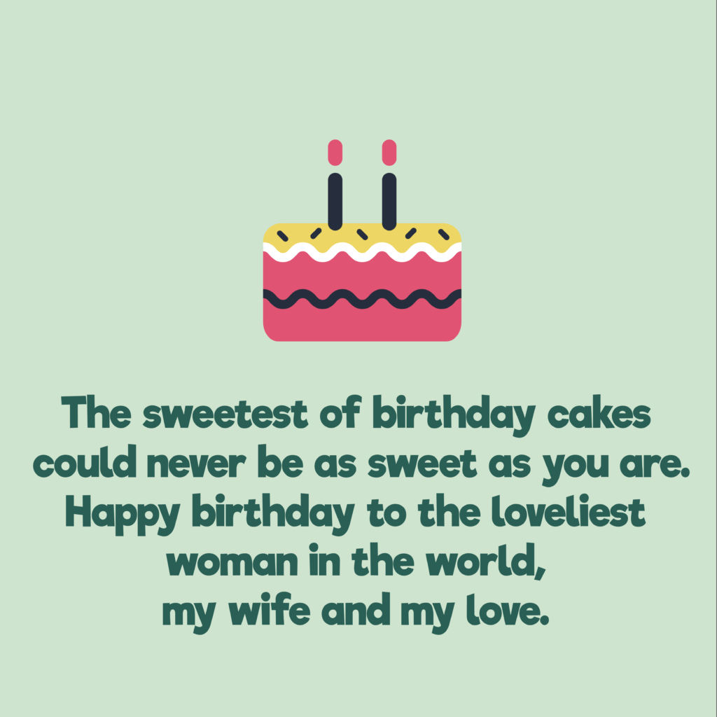 happy birthday wishes for wife 5